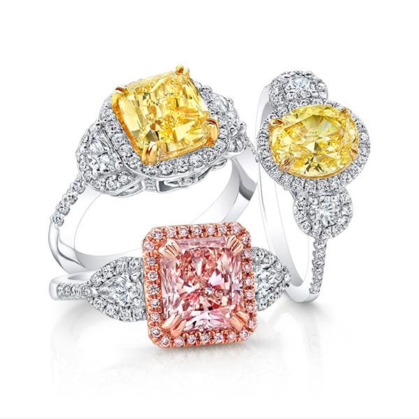 彩色钻石哪里典当更安心?